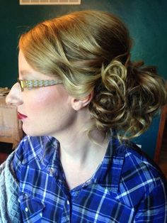 Updo by Janessa