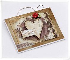 Valentine's card....by Agnieszka