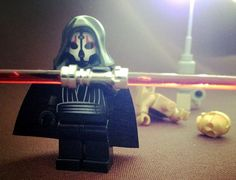Darth Nihilus from Christo, via Flickr. Come visit us at www.hothbricks.com, www.lordofthebrick.com & www.brickheroes.com for up to date news about LEGO stuff