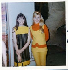 Angela Cartwright & Marta Kristen from Lost In Space--cartwright's
