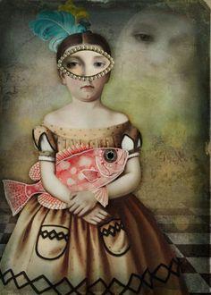 MHines 2020   Mischief Circus | Image Gallery | itKuPiLLi Imagenarium | The girl