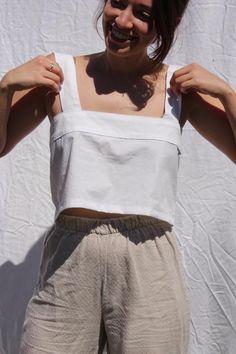 Diy Fashion, Slow Fashion, Fashion Outfits, Fashion Design, Style Fashion, Fashion Tips, Diy Clothing, Sewing Clothes, Sewing Shirts