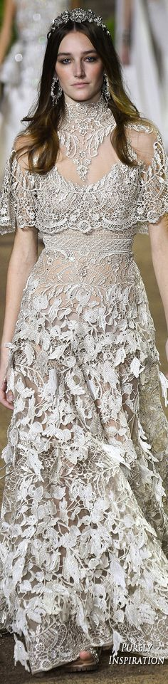 Elie Saab Spring 2016 Haute Couture | Purely Inspiration