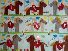Hl Martin, Diy For Kids, Martini, November, Holiday Decor, Fall Preschool, Art For Toddlers, Preschool, 3 Year Olds