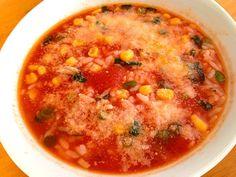 お昼は昨日のトマト鍋のスープを使ってトマトリゾット(^O^)/ - 8件のもぐもぐ - トマトリゾット by fighterscurry
