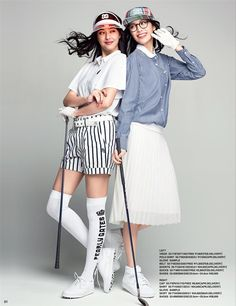 Golf Clubs Women Ladies Golf - Ladies Golf Fashion - What to Wear around the Fairways ** Find out more at the image link. Golf Attire, Golf Outfit, Golf Gifts For Men, Golf Magazine, Golf Club Grips, Best Golf Clubs, Perfect Golf, Golf Wear, Golf Fashion