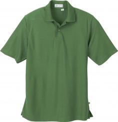 Promotional Products Ideas That Work: Men's rayon (from bamboo) recycled polyester jacquard polo. Get yours at www.luscangroup.com
