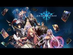 "Crunchyroll - VIDEO: Cygames Announces ""Shadowverse"" Mobile Game with Trailer"