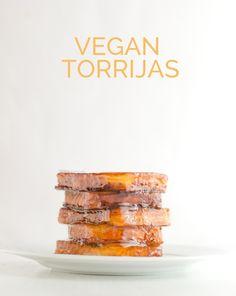 Vegan Torrijas | http://simpleveganblog.com/vegan-torrijas/
