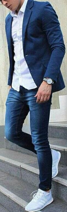 Fashion inspiration for men.