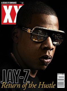 Louis Vuitton's Evidence Millionaire sunglasses are hot property, especially with music bosses such as Jay-Z rockin' them! If you find a legit pair of these, you'll be lucky!