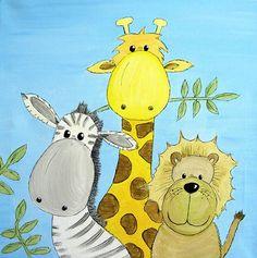 Kinderbilder fürs kinderzimmer giraffe  Die Eulenschule - Erster Schultag in der Eulen Schule - Serie ...