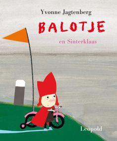 Yvonne Jagtenberg - Balotje en Sinterklaas