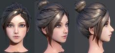 25 Astonishing 3D Character Designs and Zbrush Models for your inspiration
