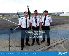 Felicitamos a Pablo Cruz por haber culminado su primera etapa - Piloto Privado - Sigue adelante !!!   Quieres ser #piloto ?  info@skyecuador.com 04-6008250 o ( 0969063172 solo mensajes WhatsApp ) www.skyecuador.com