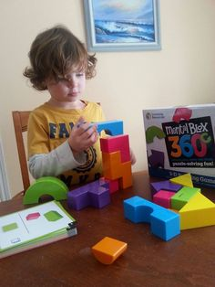 Mental Blox 360 3D Building Game Review