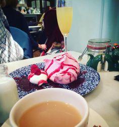 """Afternoon tea #yum"" - Thanks to nancylfrancis vis insta"