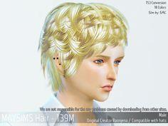 Mayims: May_TS4_Hair139M
