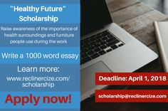 ?Healthy Future? Scholarship & Reclinercize