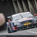 DTM: Mattias Ekstrom & Audi RS 5 DTM Impress Fans in Graz - Fourtitude.com