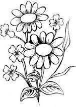 Flores Pequeñas Para Colorear E Imprimir Bordados Coloring Pages