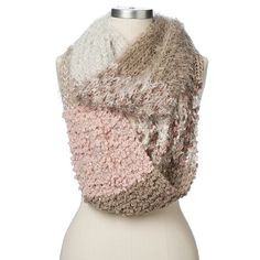 SONOMA life + style Mixed Media Sequin Infinity Scarf