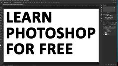 I will be live here on YouTube every Sunday at noon, Pacific Time (Los Angeles time), teaching you how to edit photos in Photoshop, and how to prepare them for sale. https://youtu.be/svN3l8LRB9Q