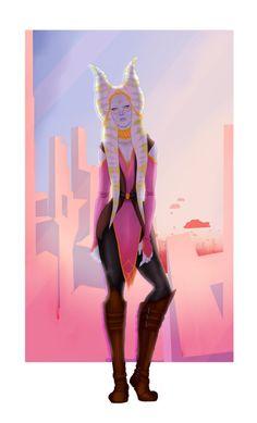 Pink Sunrise by MiseryMarie on @DeviantArt