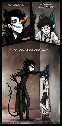 Don't Starve - Wanna Dance? by ZombiDJ.deviantart.com on @deviantART