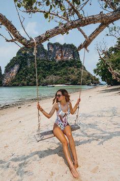 Phuket - Krabi - Bangkok: 10 Days In Thailand 10 Days In Thailand, Krabi Thailand, Bangkok Thailand, Mexico Travel, Asia Travel, Solo Travel, Phuket Travel, Thailand Travel Guide, Thailand Pictures