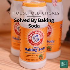 9 Ways Baking Soda Will Make Your Home A Cleaner, Fresher Space