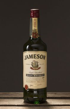 The company was established in 1780 when John Jameson established the Bow Street Distillery in Dublin. Jameson was Scottish, a lawyer from Alloa. Jameson Irish Whiskey, Bourbon Whiskey, Fun Drinks, Alcoholic Drinks, Jameson Distillery, Champagne, Ron, Beverage Packaging, Whiskey Bottle