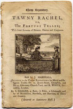 Tawny Rachel: The Fortune-teller