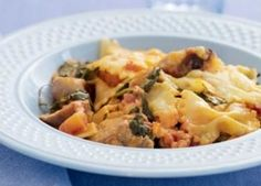 There Are Lots Of Tasty Flavours To Enjoy In This Easy To Make Pasta
