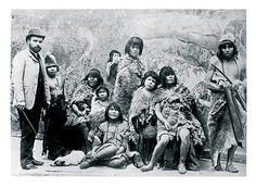 INDIGENAS CHILENOS EXHIBIDOS EN EUROPA | BLOG DE HISTORIA (y muchas cosas más) DEL C.E.P. CAROLINA LLONA - MAIPÚ