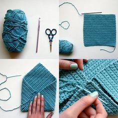 Crochet Envelope Pattern