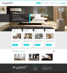 Pepper Design - webdesign
