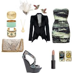 Classy Step, created by anne88hhouse on Polyvore