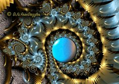 Dainty Spiral - DJ's FracDazzles