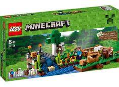 Købt :)) Villads 269,95 kr. LEGO MINECRAFT 21114 Farmen