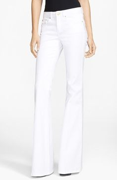 Rachel Zoe Flare Leg Jeans (Long) available at #Nordstrom *have & love!*