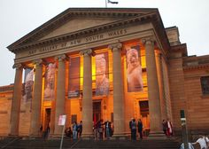 Art Gallery of New South Wales, Sydney, Australia Australia Tours, Sydney Australia, Science Museum, Historical Sites, Art History, New Zealand, Modern Art, Art Gallery, Places To Visit