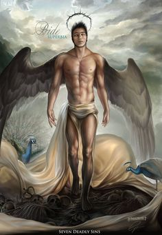 Seven Deadly Sins: Pride by Procrust on deviantART