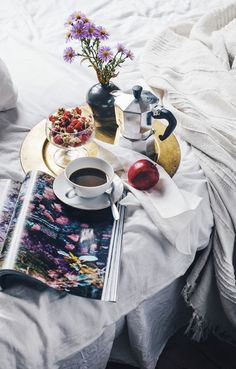 Breakfast In Bed Bliss | Pinterest