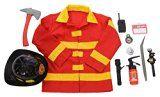 #7: Kangaroo's 11 Pc Role Play Firefighter Costume & Fireman Toys Kit http://ift.tt/2cmJ2tB https://youtu.be/3A2NV6jAuzc
