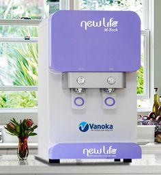 Máy lọc nước New Life P3001–V – Máy lọc nước Hàn Quốc 2 công nghệ
