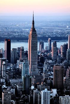 Empire State Building - by Tony Shi