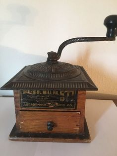 23 best arcade coffee grinders images on pinterest arcade milling antique imperial no 577 coffee mill grinder arcade mfg co malvernweather Gallery