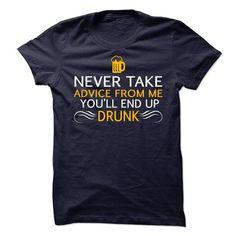 never take advice from me - #grey tee #university sweatshirt. GET IT => https://www.sunfrog.com/Funny/never-take-advice-from-me.html?68278