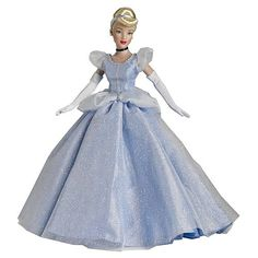 Disney Showcase Collection Cinderella Tonner Doll - Tonner ... that looks just like the cinderalla in the animated movie